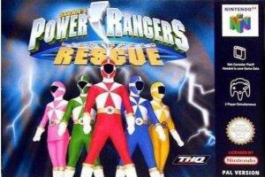 Power Rangers Lightspeed Rescue per Nintendo 64