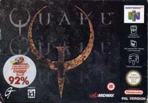 Quake I (Quake 1) per Nintendo 64