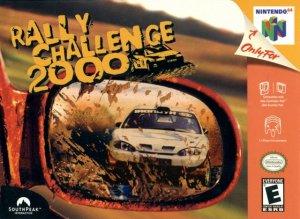 Rally Challenge 2000 per Nintendo 64