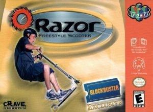 Razor Freestyle Scooter per Nintendo 64