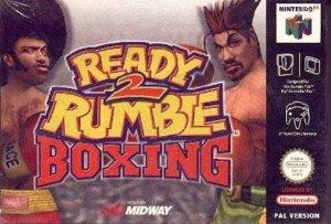 Ready 2 Rumble Boxing per Nintendo 64