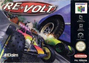 Re-Volt per Nintendo 64