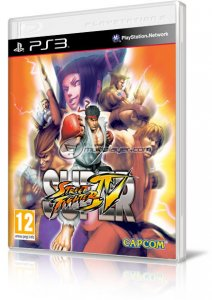 Super Street Fighter IV per PlayStation 3