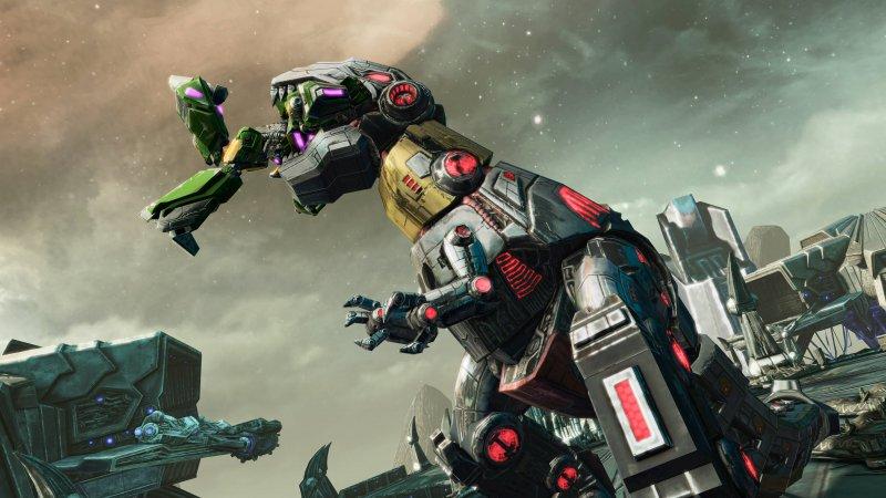 Transformers: La Caduta di Cybertron anche su PC