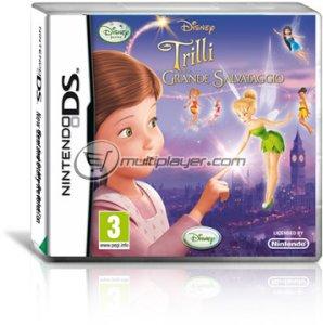 Disney Fairies: Trilli e il Grande Salvataggio per Nintendo DS