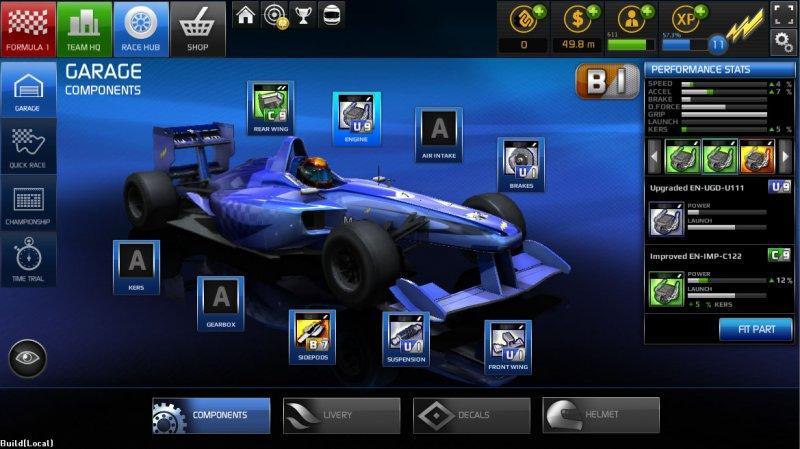La Formula 1 nel vostro browser