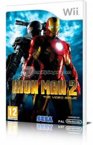 Iron Man 2 per Nintendo Wii