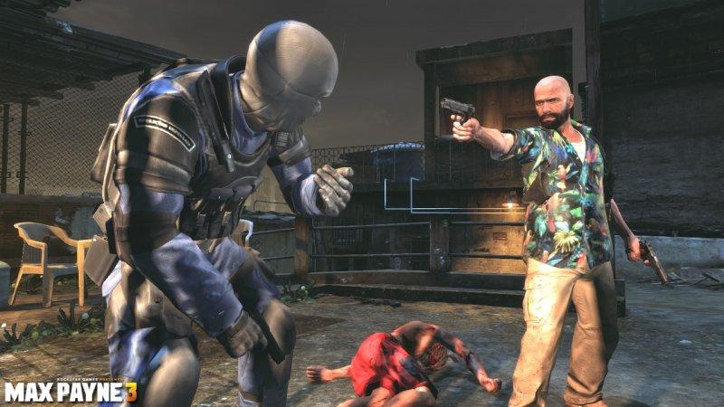 Il nuovo DLC per Max Payne 3 ha una data