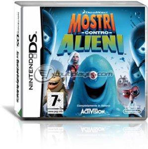 Mostri Contro Alieni per Nintendo DS
