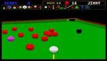 Jimmy White's Whirlwind Snooker - Gameplay