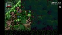 Jurassic Park: Rampage Edition - Gameplay