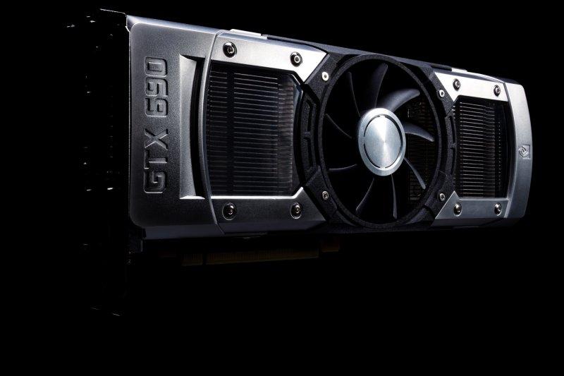 NVIDIA annuncia la GTX 690