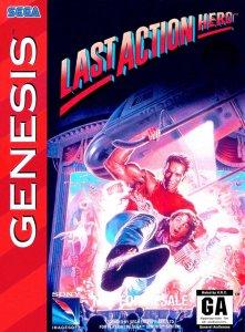 Last Action Hero per Sega Mega Drive