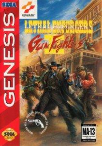 Lethal Enforcers II: Gunfighters per Sega Mega Drive