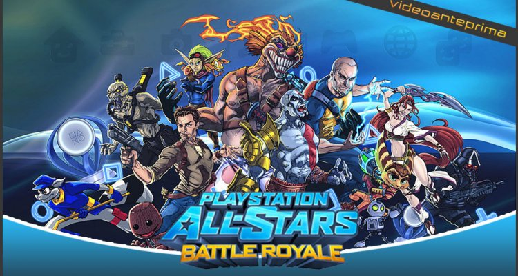 PlayStation All-Stars Battle Royale 2, the online squad, has