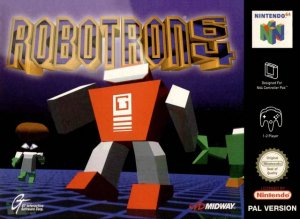 Robotron 64 per Nintendo 64