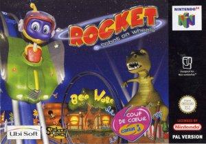 Rocket: Robot on Wheels per Nintendo 64