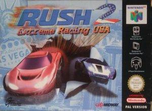 Rush 2: Extreme Racing per Nintendo 64