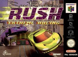 San Francisco Rush: Extreme Racing per Nintendo 64