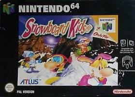 Snowboard Kids per Nintendo 64