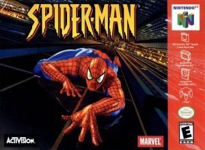 Spiderman per Nintendo 64