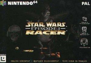 Star Wars Episode 1: Racer per Nintendo 64