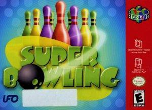 Super Bowling per Nintendo 64