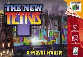 The New Tetris per Nintendo 64