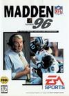 Madden NFL 96 per Sega Mega Drive