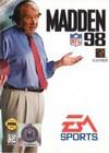 Madden NFL 98 per Sega Mega Drive