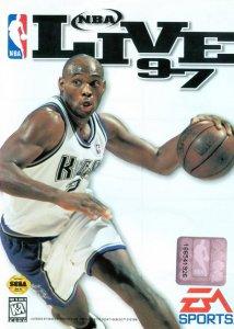 NBA Live 97 per Sega Mega Drive
