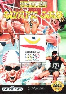 Olympic Gold: Barcelona '92 per Sega Mega Drive