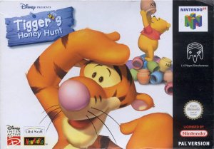 Tigger's Honey Hunt per Nintendo 64