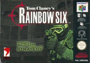 Tom Clancy's Rainbow Six per Nintendo 64