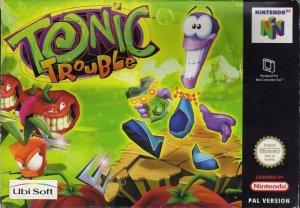 Tonic Trouble per Nintendo 64