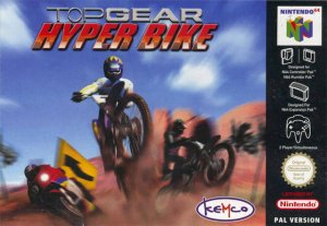 Top Gear Hyper-Bike per Nintendo 64