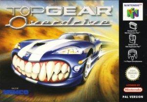 Top Gear Overdrive per Nintendo 64