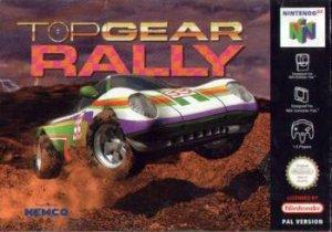 Top Gear Rally per Nintendo 64