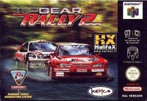Top Gear Rally 2 per Nintendo 64