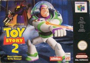 Toy Story 2 per Nintendo 64