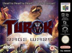 Turok: Rage Wars per Nintendo 64