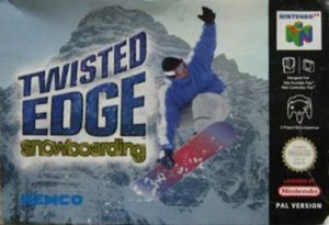 Twisted Edge Snowboarding per Nintendo 64