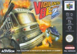 Vigilante 8: Second Offense per Nintendo 64