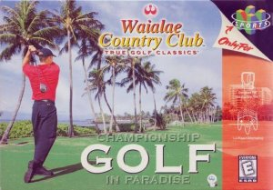 Waialae Country Club per Nintendo 64