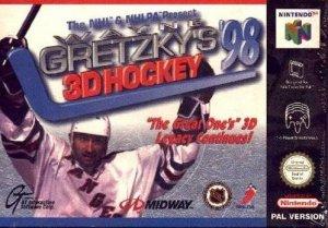 Wayne Gretzky's 3D Hockey '98 per Nintendo 64