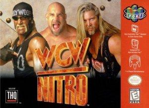 WCW Nitro per Nintendo 64