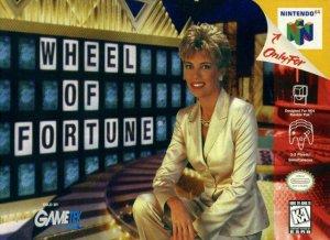 Wheel of Fortune per Nintendo 64