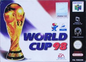 World Cup 98 per Nintendo 64