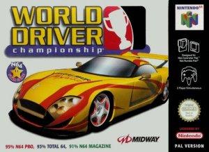 World Driver Championship per Nintendo 64
