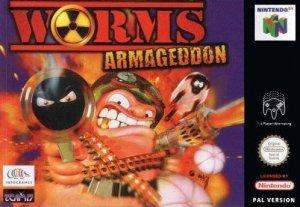 Worms Armageddon per Nintendo 64